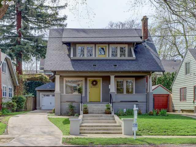 $975,000 - 4Br/4Ba -  for Sale in Laurelhurst, Portland