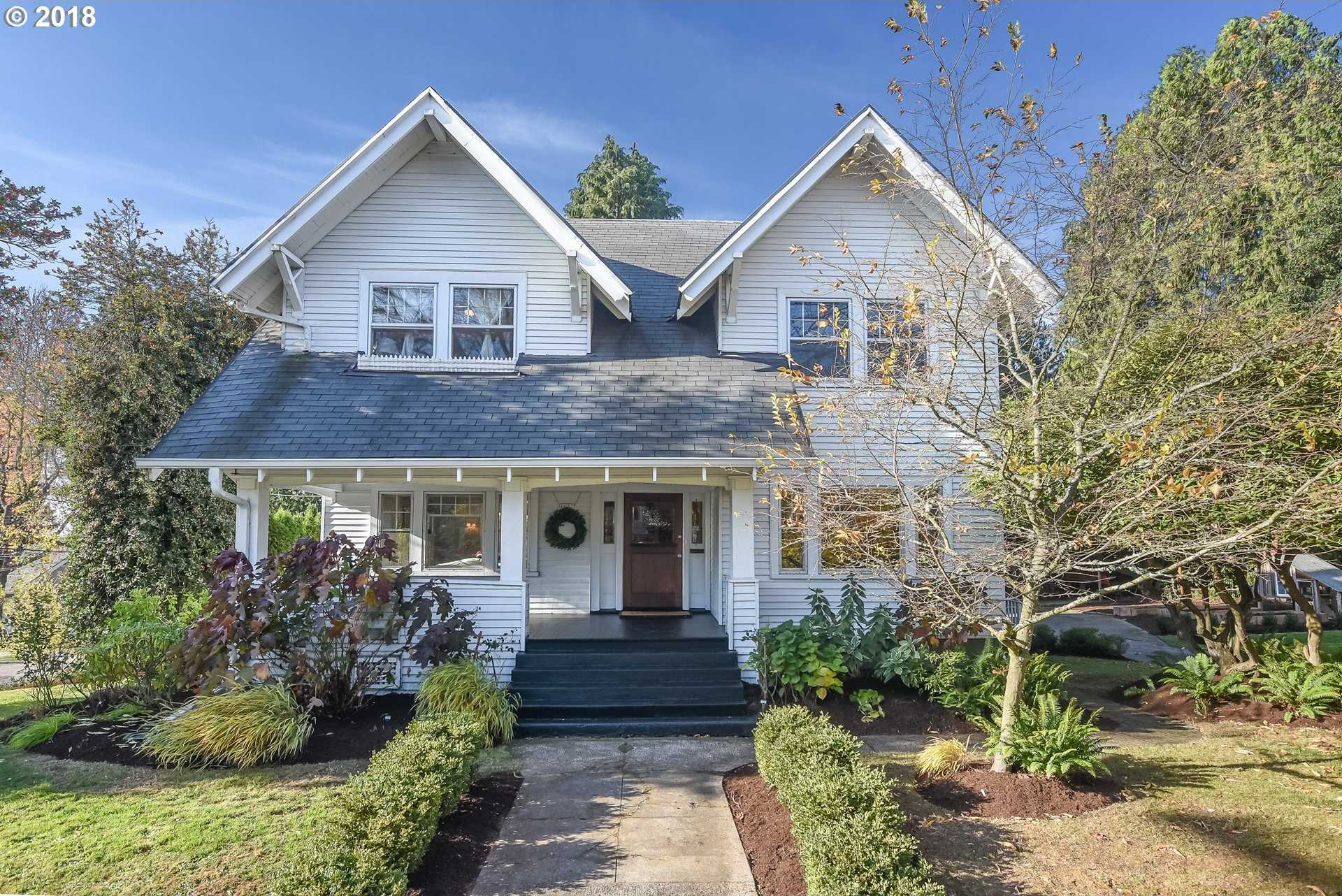 $1,192,000 - 6Br/4Ba -  for Sale in Mt Tabor, Portland