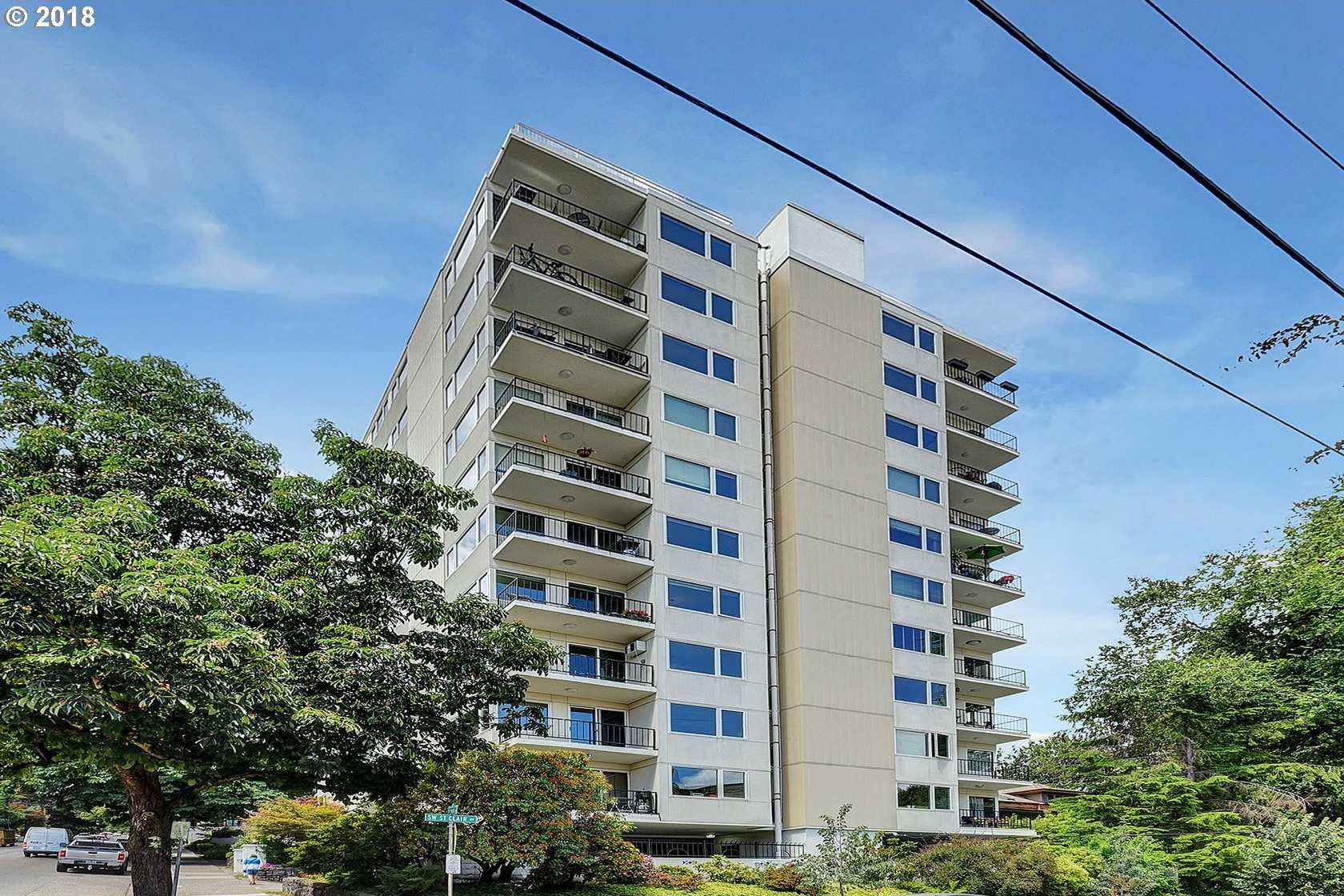 $499,000 - 2Br/2Ba -  for Sale in King's Heights / Goose Hollow, Portland