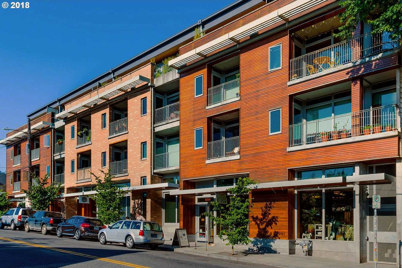 $619,950 - 2Br/2Ba -  for Sale in Mississippi Avenue Lofts, Portland