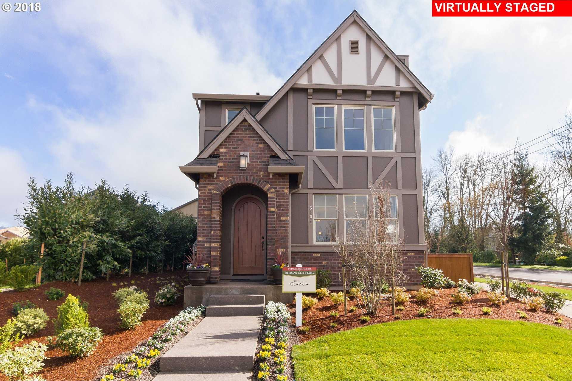 $479,990 - 4Br/3Ba -  for Sale in Bethany Creek Falls, Portland
