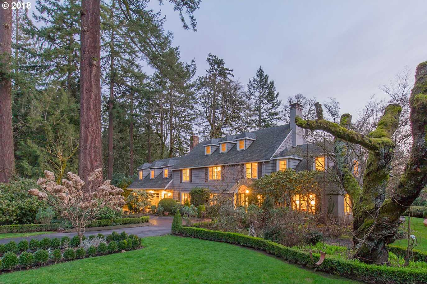 $2,625,000 - 4Br/4Ba -  for Sale in Dunthorpe, Portland