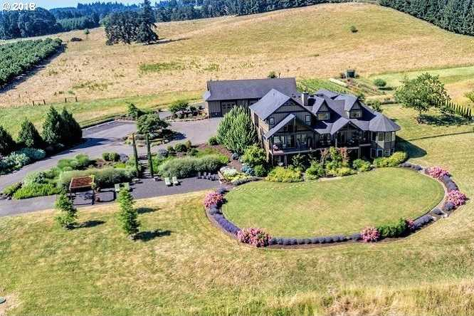 $2,500,000 - 8Br/10Ba -  for Sale in Newberg