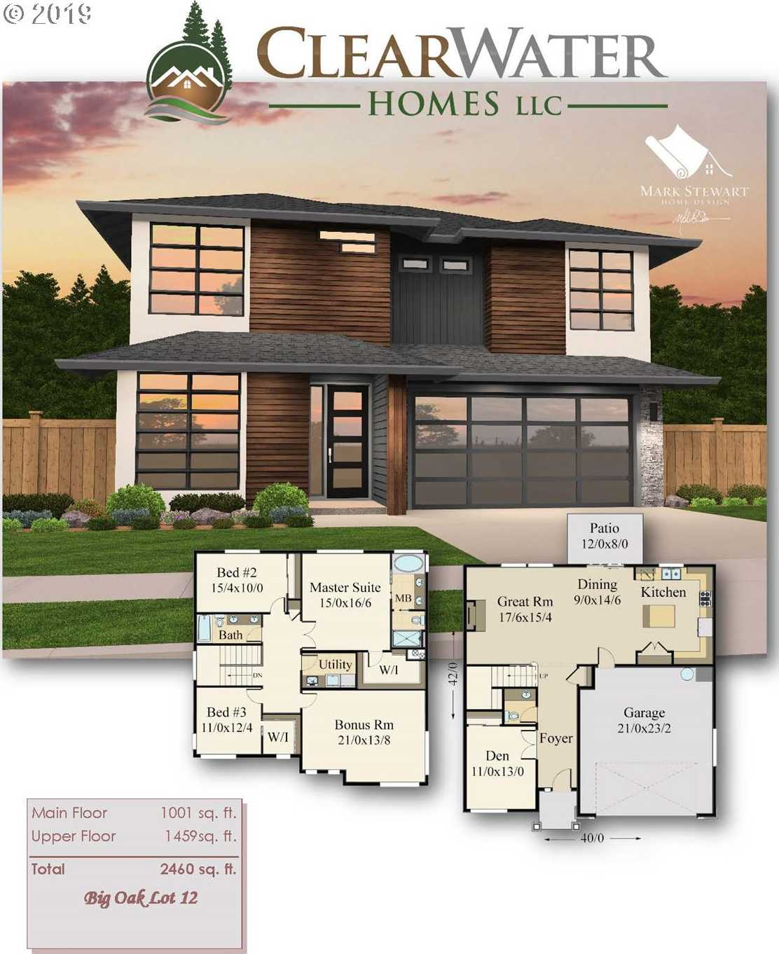 $490,000 - 4Br/3Ba -  for Sale in Big Oak At Brookside Lot 8, Gresham