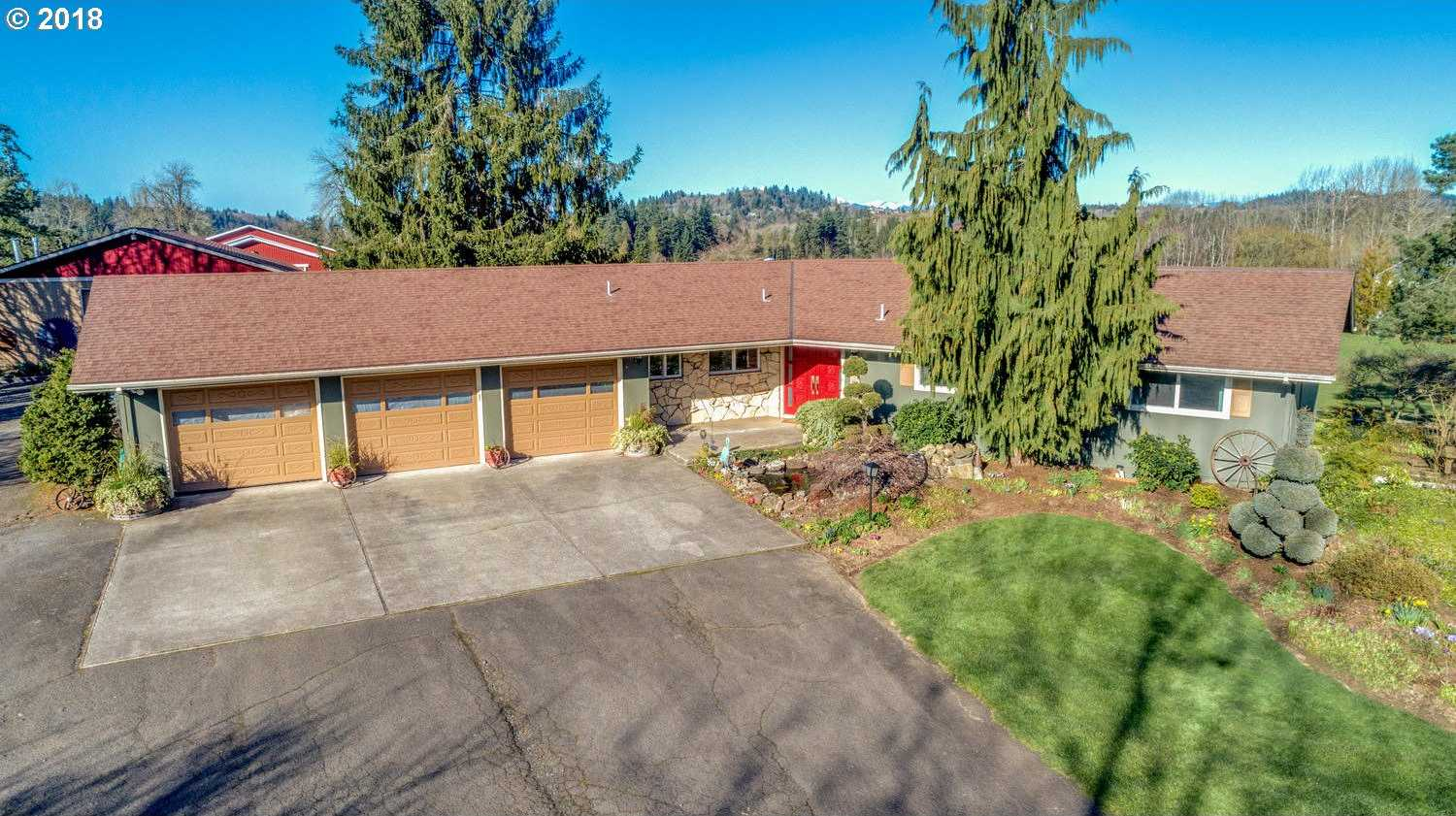$895,000 - 3Br/4Ba -  for Sale in Gresham