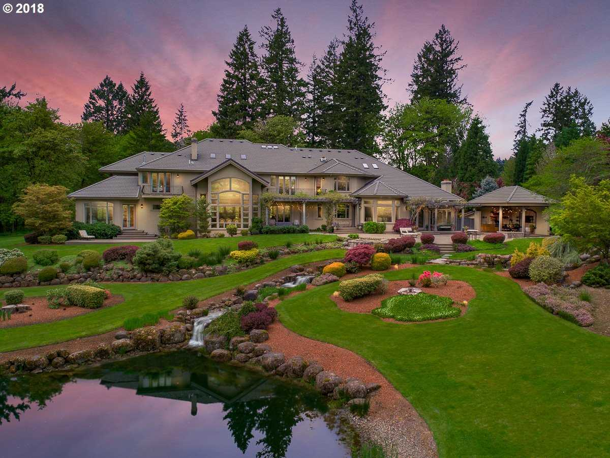 $3,998,000 - 5Br/8Ba -  for Sale in Petes Mountain, West Linn