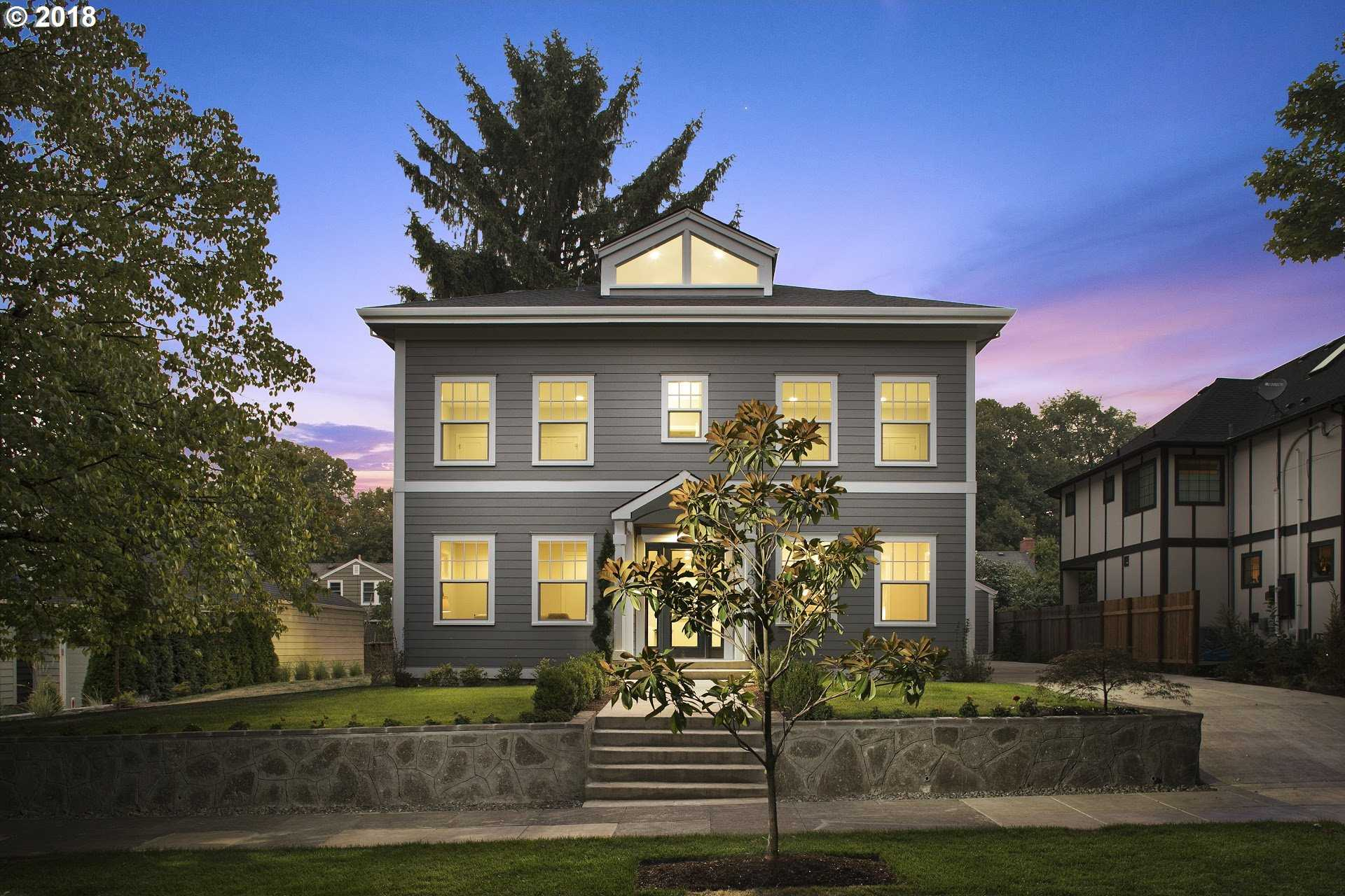 $1,289,500 - 4Br/4Ba -  for Sale in Eastmoreland, Portland