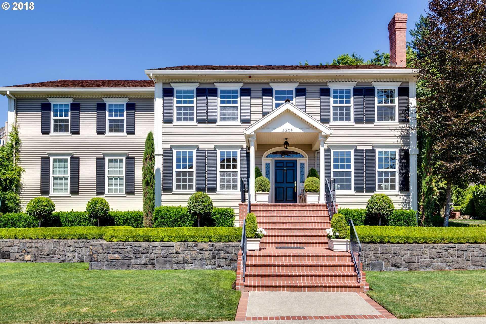$1,189,000 - 5Br/4Ba -  for Sale in Forest Heights Estates, Portland