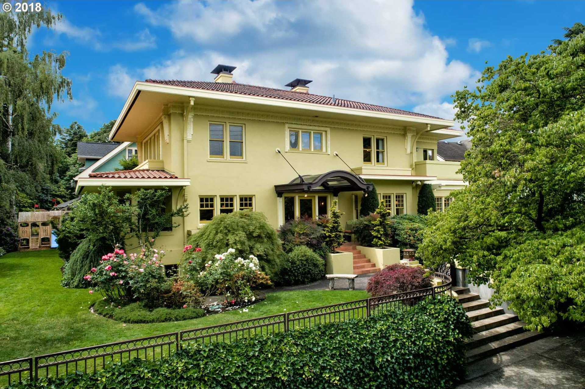 $2,395,000 - 5Br/4Ba -  for Sale in Portland