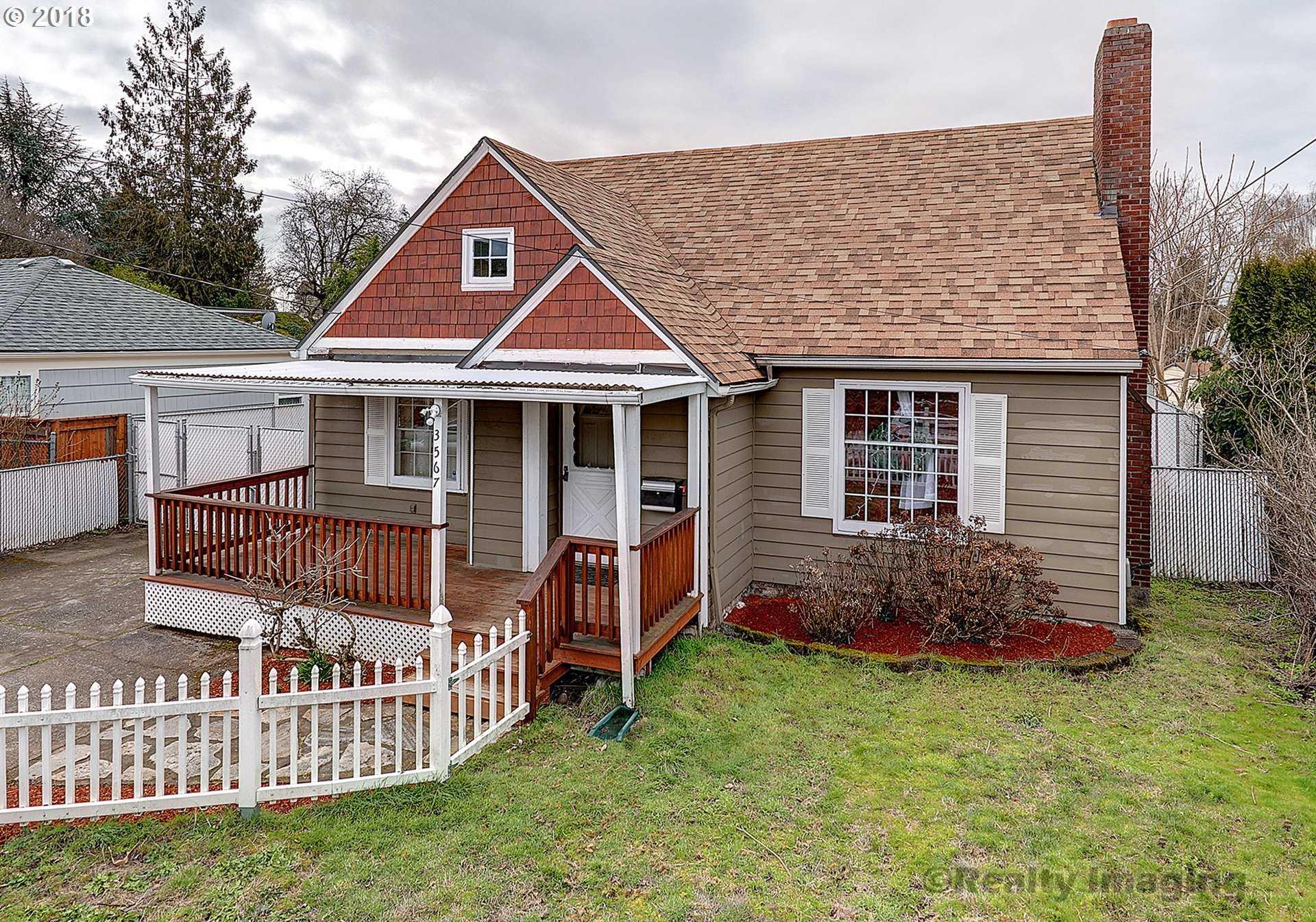 $479,000 - 3Br/2Ba -  for Sale in Foster - Powell, Portland