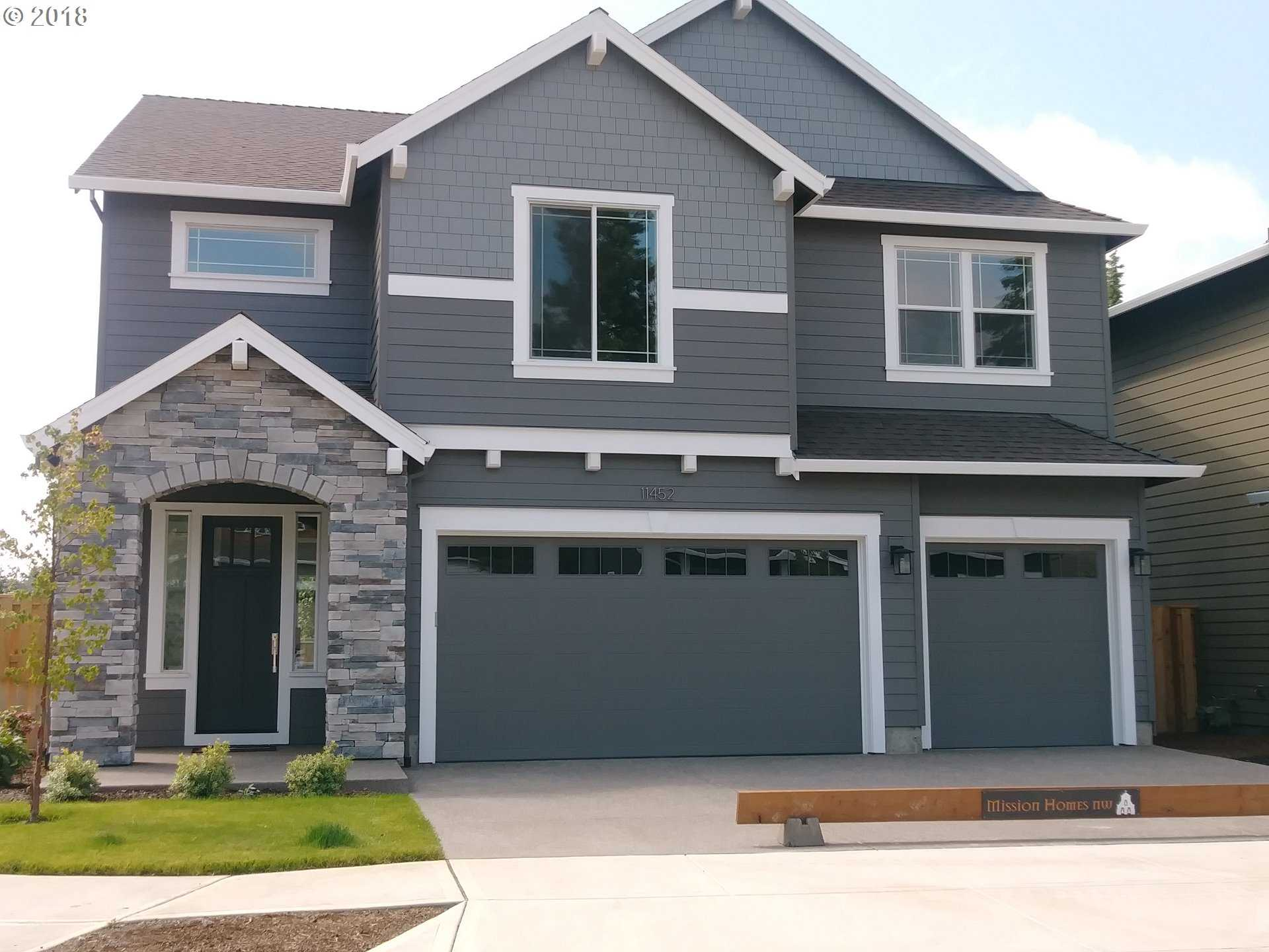 $649,000 - 4Br/3Ba -  for Sale in Mission Meadows Lot 8, Tigard