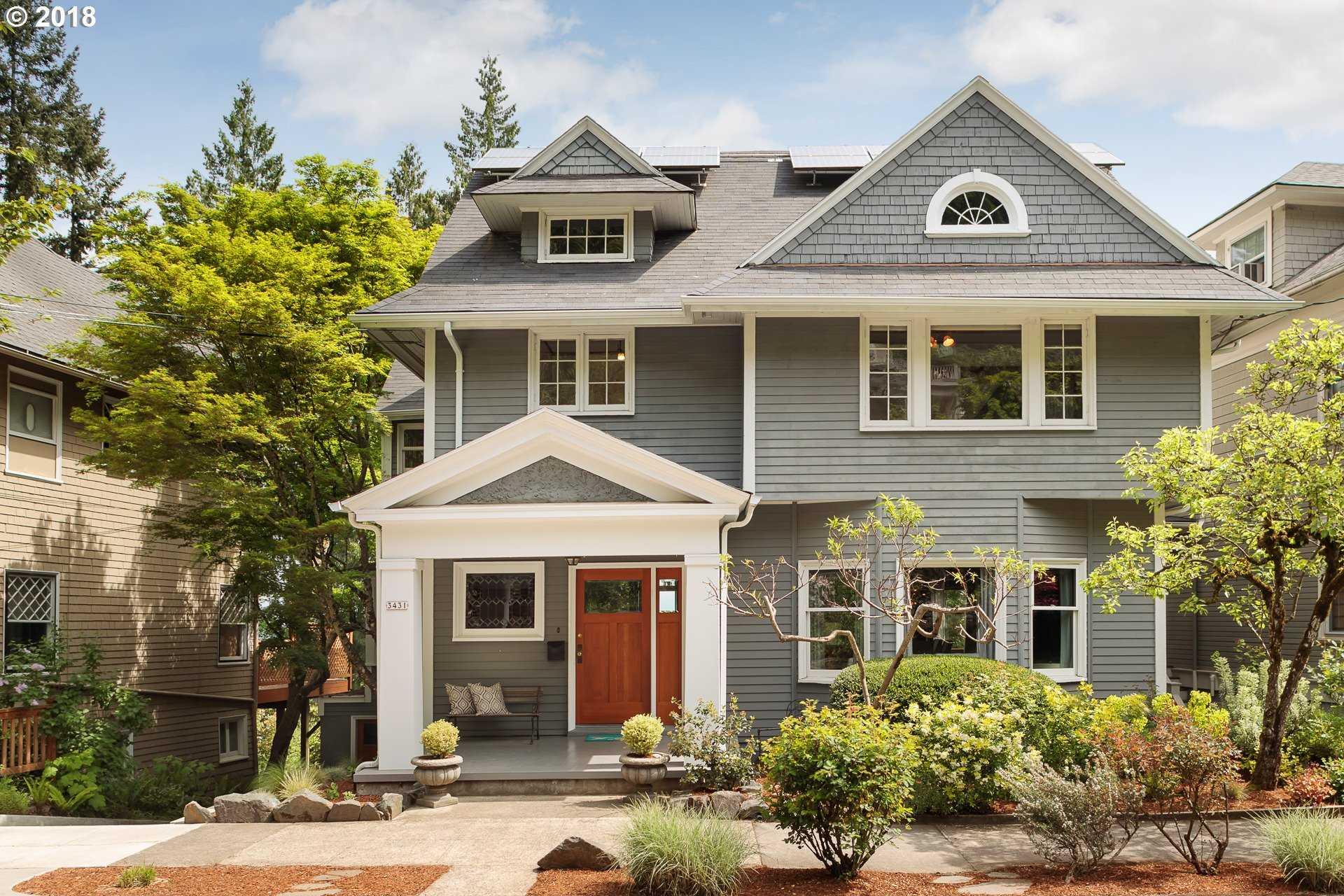 $985,000 - 4Br/3Ba -  for Sale in Willamette Heights, Portland