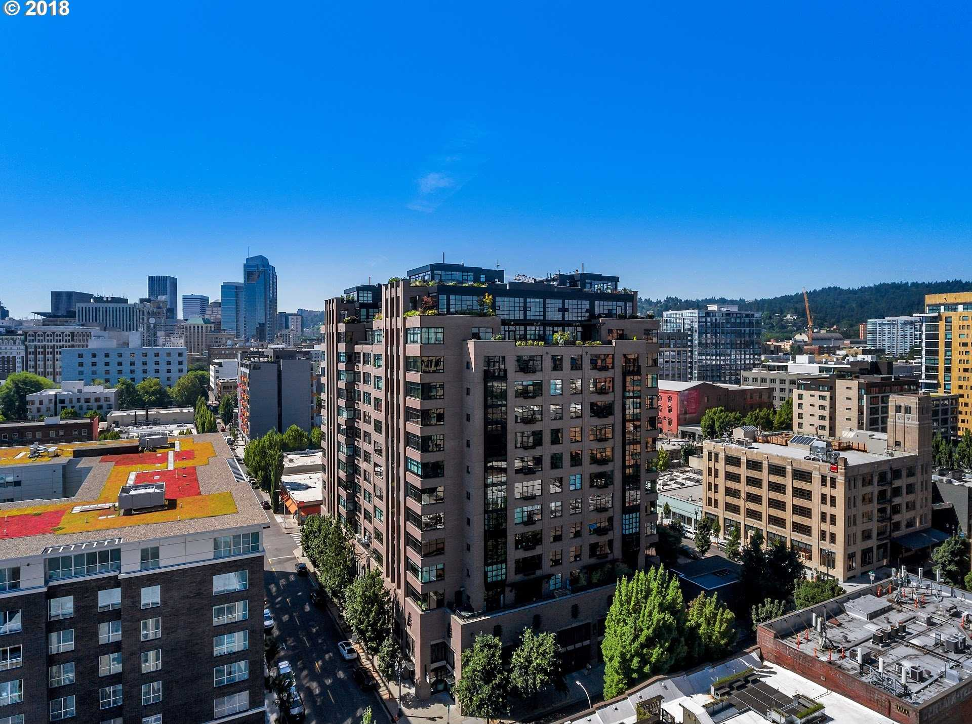 $2,950,000 - 2Br/3Ba -  for Sale in Pearl District/elizabeth Lofts, Portland