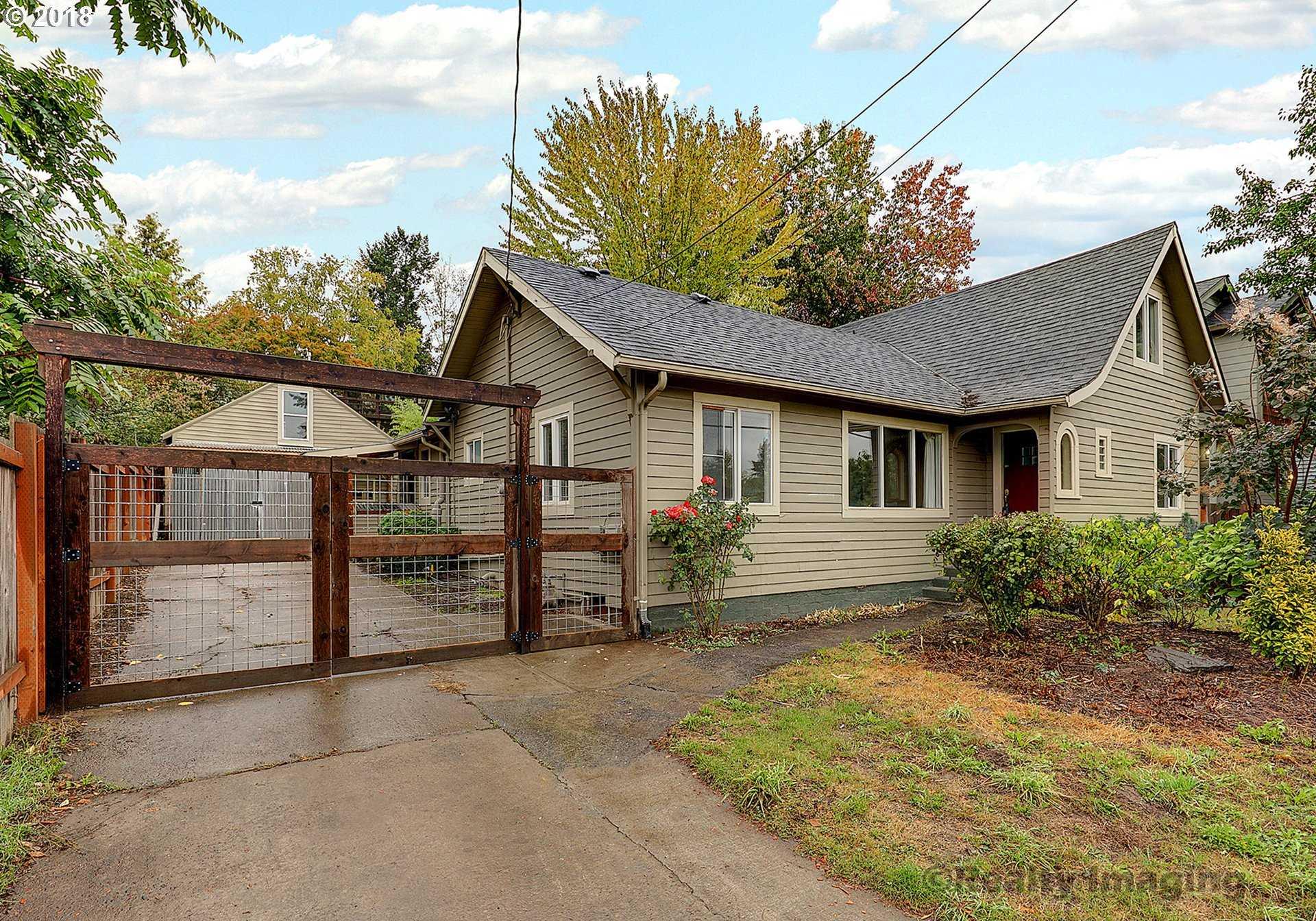 $499,000 - 4Br/3Ba -  for Sale in Eastmoreland Heights/woodstock, Portland