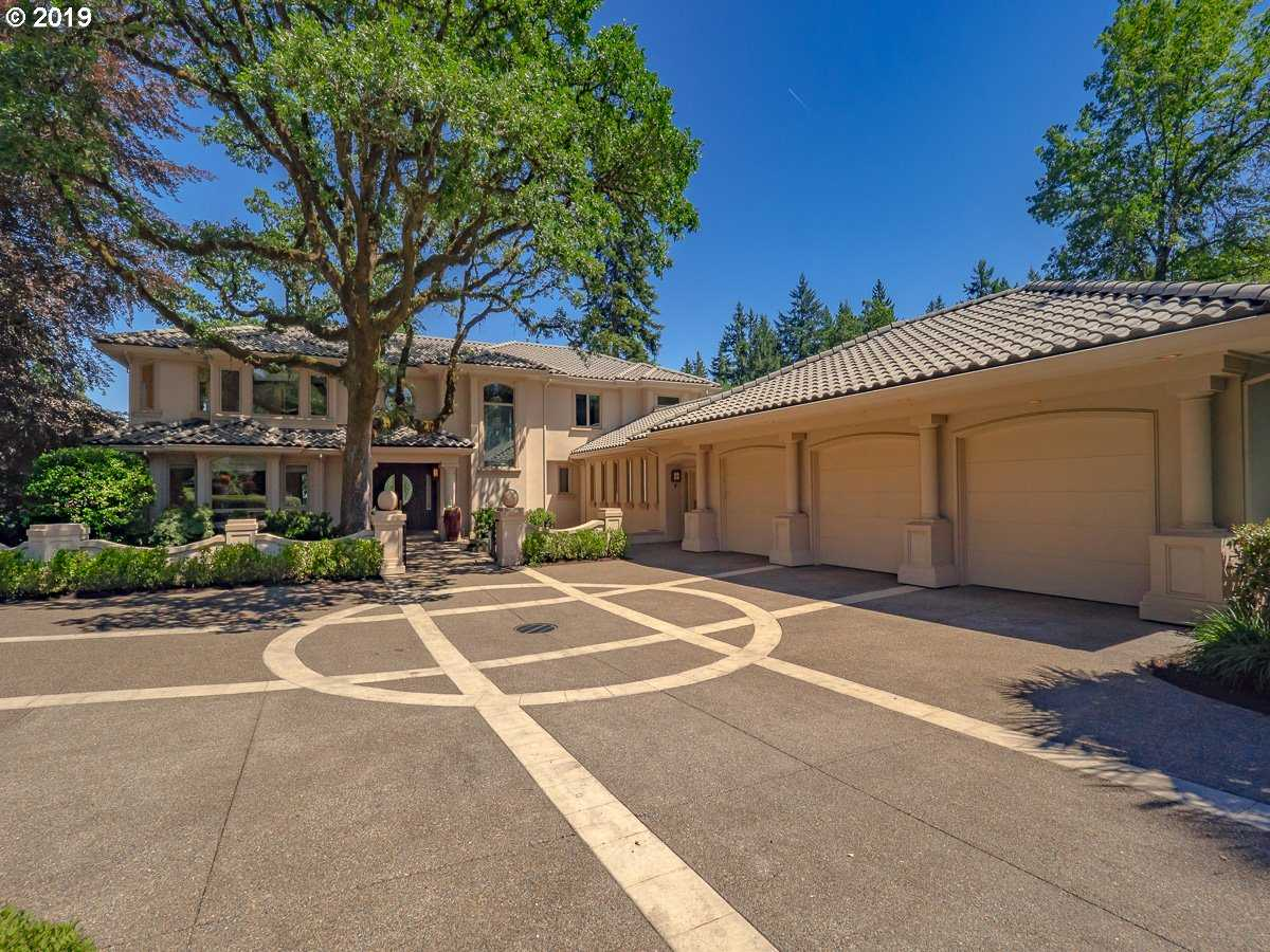 $4,500,000 - 4Br/5Ba -  for Sale in Main Lake, Lake Oswego