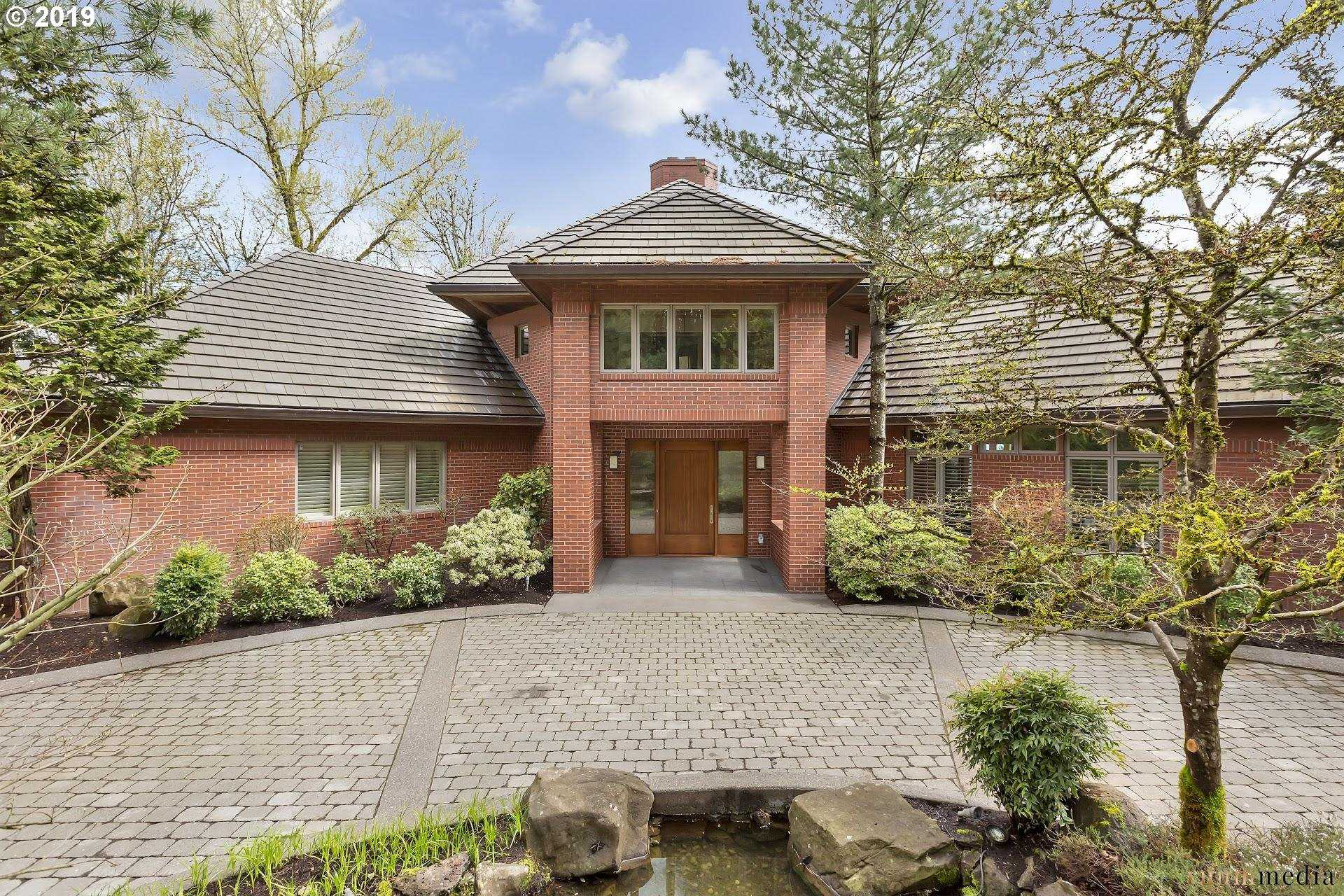 $2,495,000 - 5Br/6Ba -  for Sale in Southwest Hills, Portland