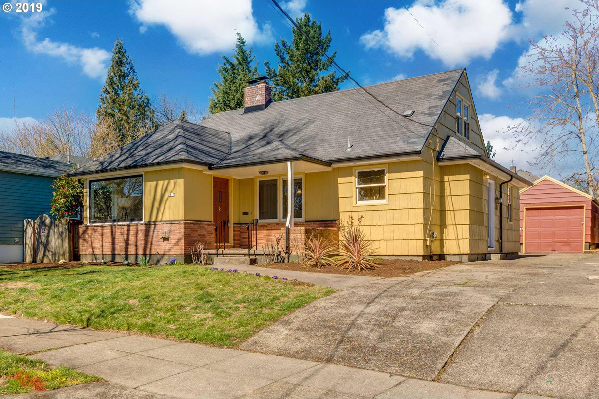 $529,000 - 3Br/1Ba -  for Sale in Sellwood - West Moreland, Portland