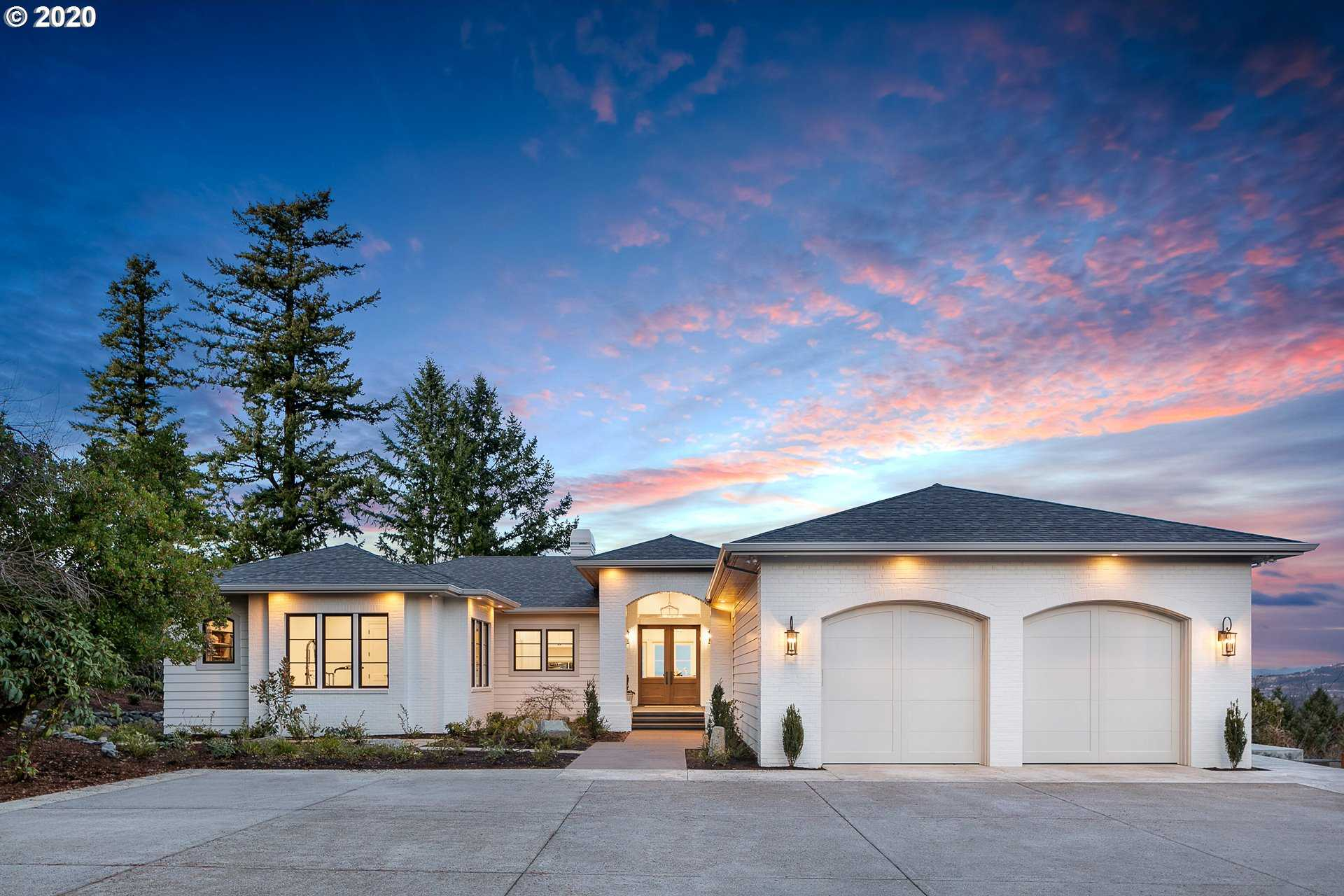 $4,785,000 - 5Br/5Ba -  for Sale in The Skylands Of Oswego #2, Lake Oswego