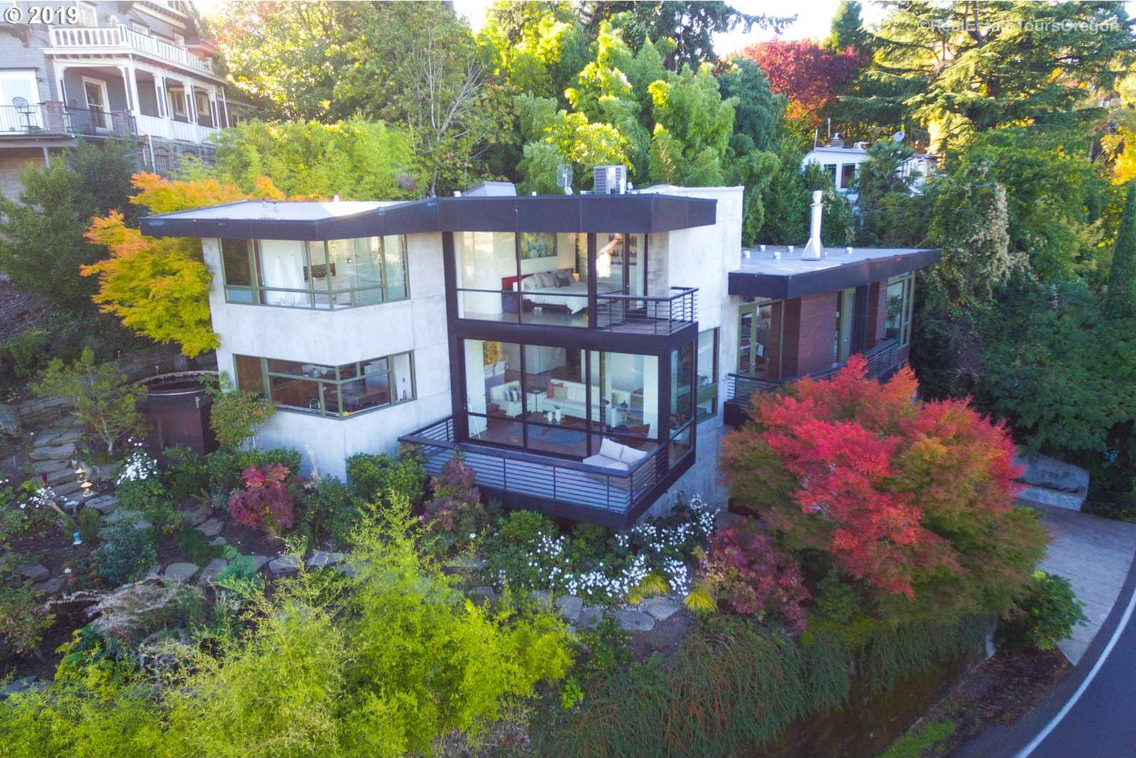 $2,799,000 - 3Br/4Ba -  for Sale in Portland Heights, West Hills, Portland