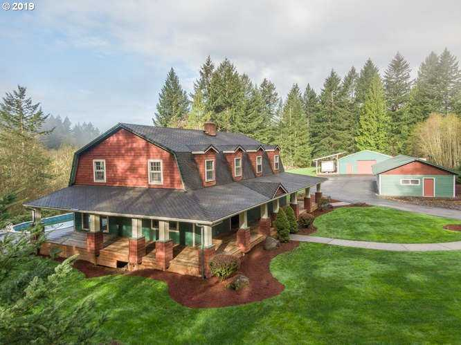 $950,000 - 3Br/3Ba -  for Sale in Redland-fischers Mill-viola, Oregon City