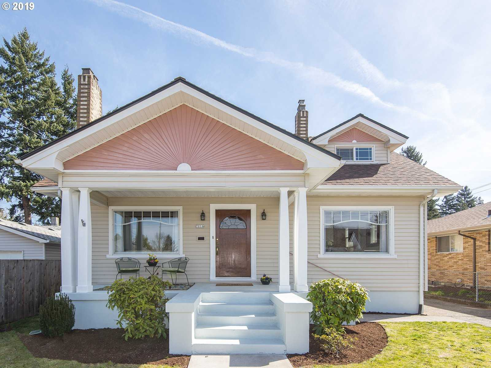 $479,000 - 3Br/2Ba -  for Sale in Arbor Lodge, Portland