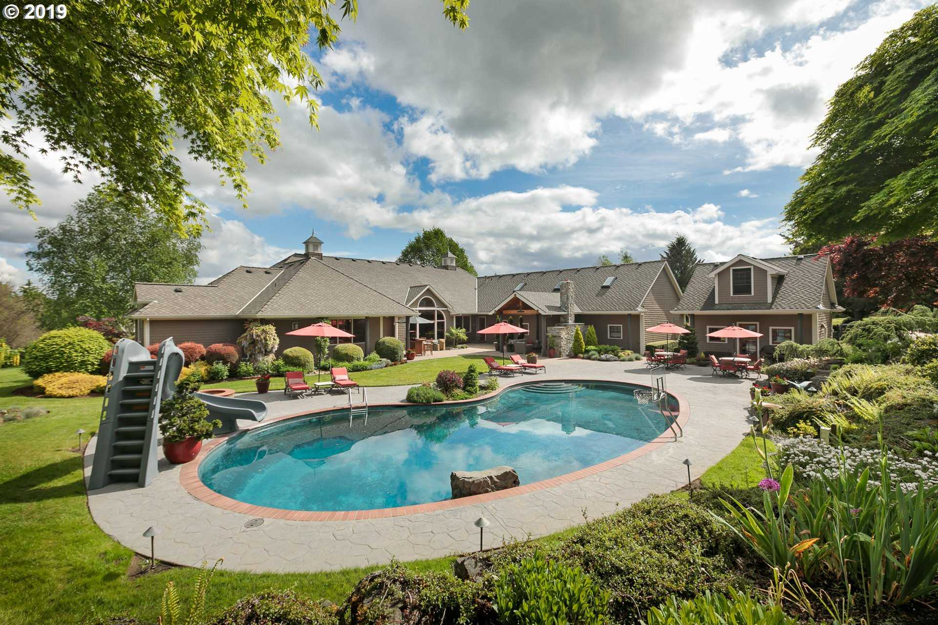$2,347,000 - 4Br/6Ba -  for Sale in Stafford, Wilsonville