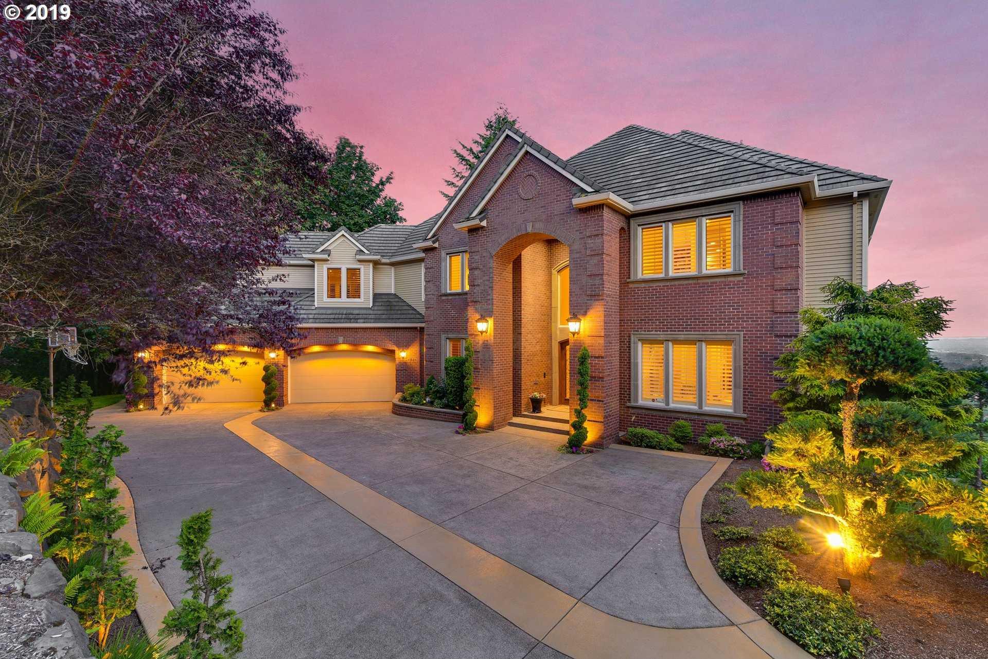 $1,645,000 - 5Br/6Ba -  for Sale in Alder Ridge, Portland