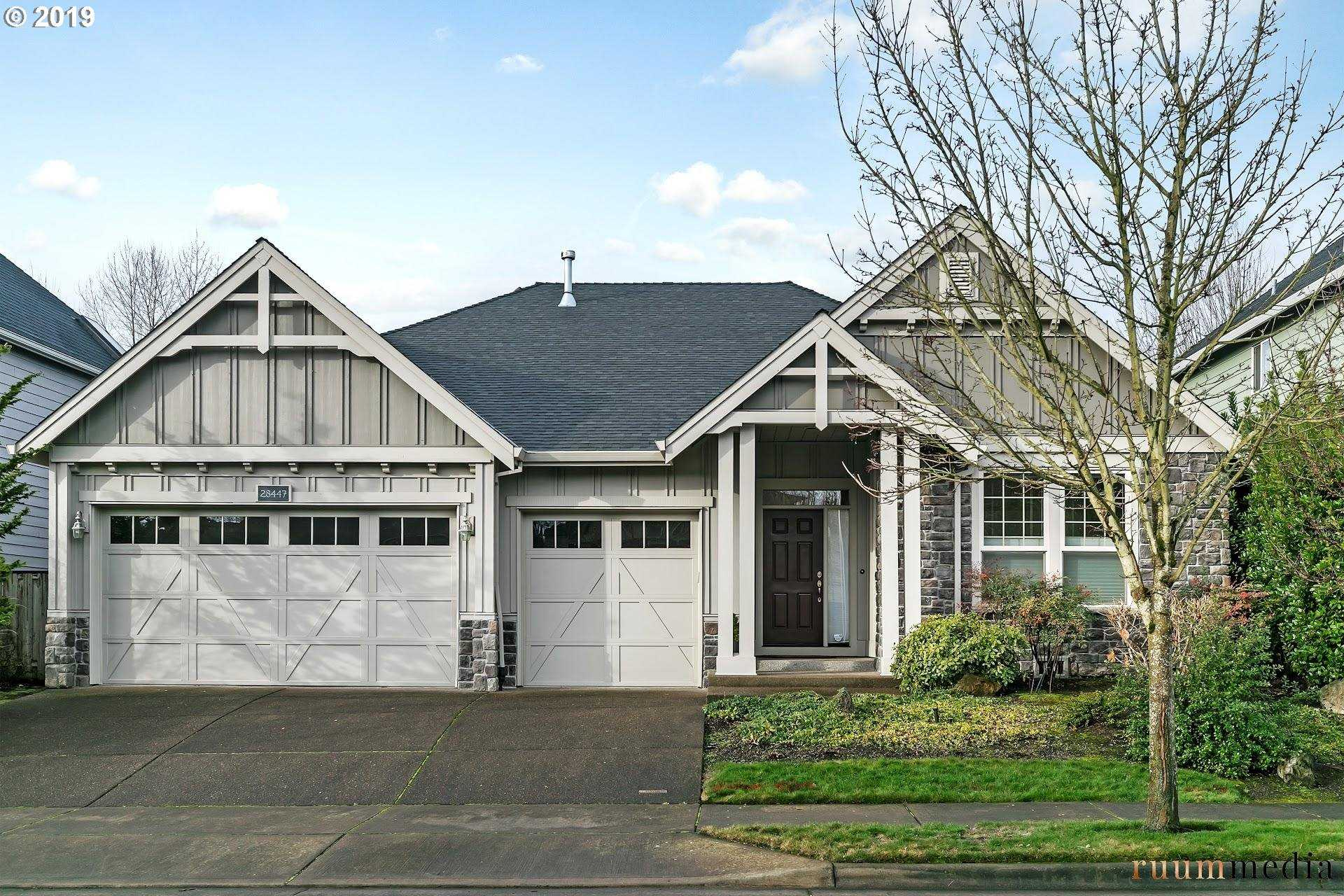 $539,000 - 2Br/2Ba -  for Sale in Renaissance At Canyon Creek, Wilsonville