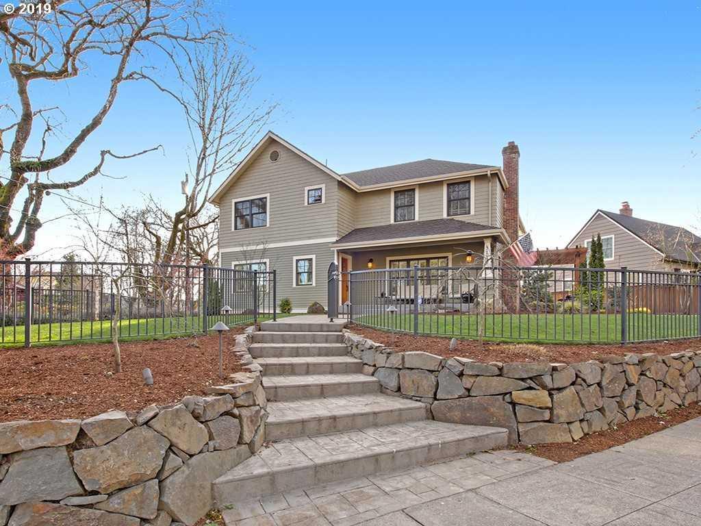 $1,150,000 - 4Br/4Ba -  for Sale in Eastmoreland, Portland
