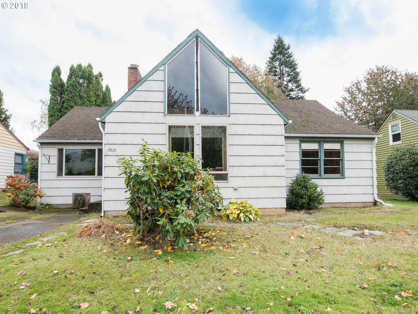 $295,900 - 3Br/1Ba - for Sale in Rocky Butte, Portland