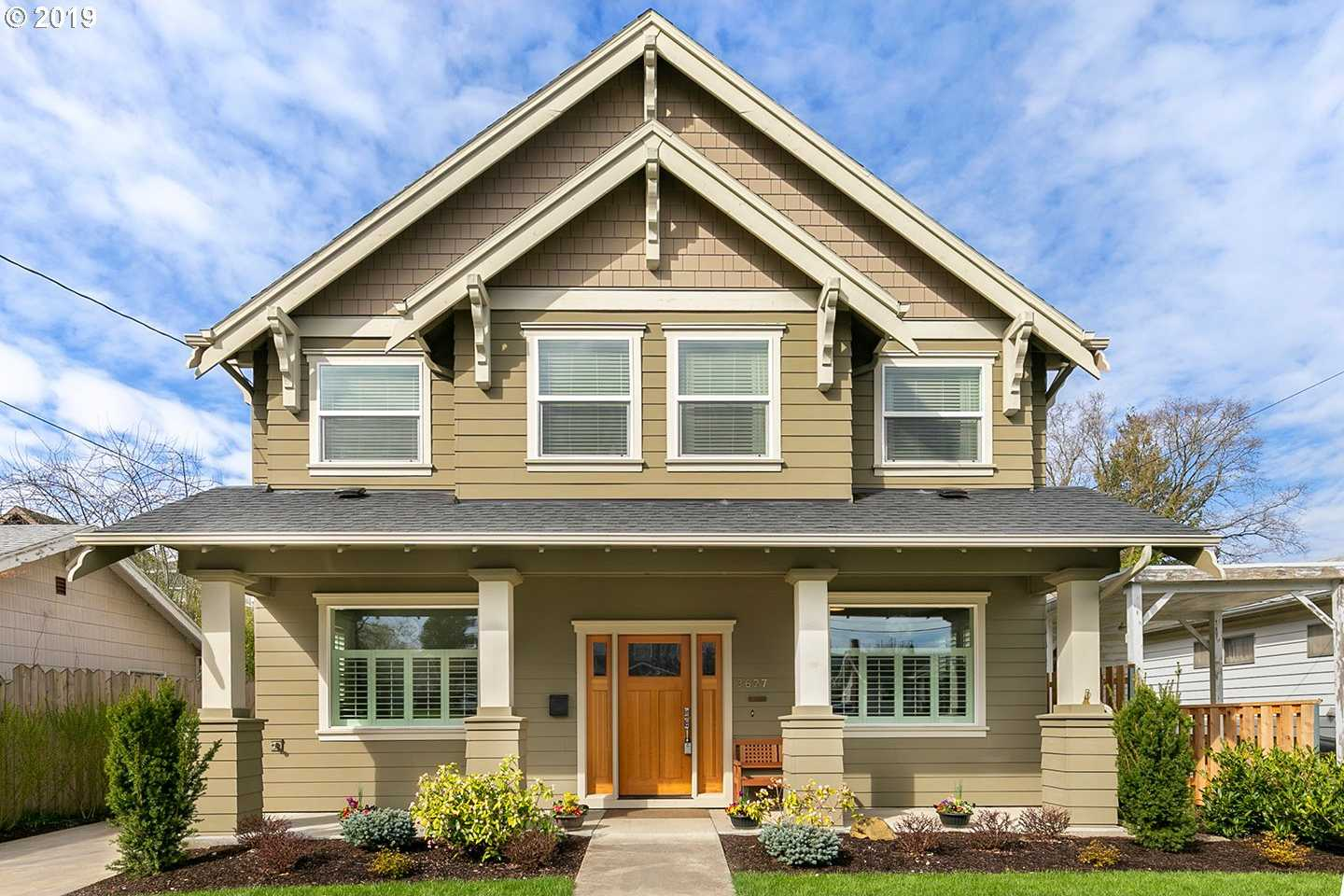 $869,000 - 4Br/3Ba -  for Sale in Beaumont-wilshire, Portland