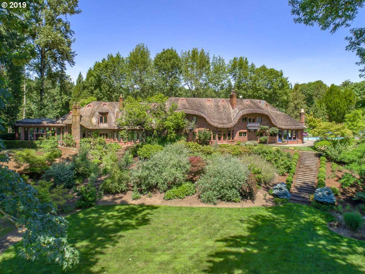 $4,895,000 - 5Br/7Ba -  for Sale in Willamette River Front, Wilsonville