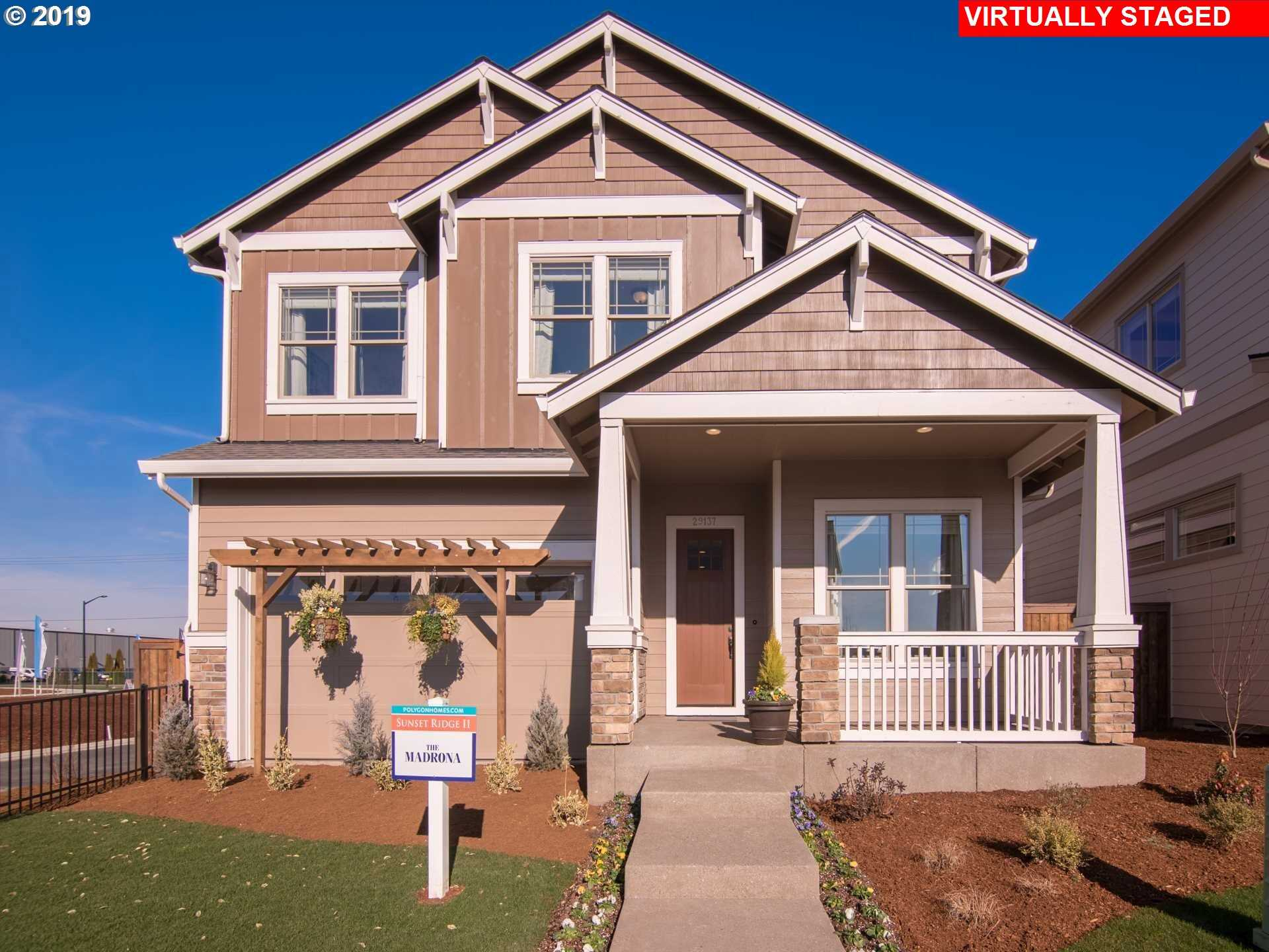 $549,990 - 4Br/3Ba -  for Sale in Sunset Ridge Ii, North Plains