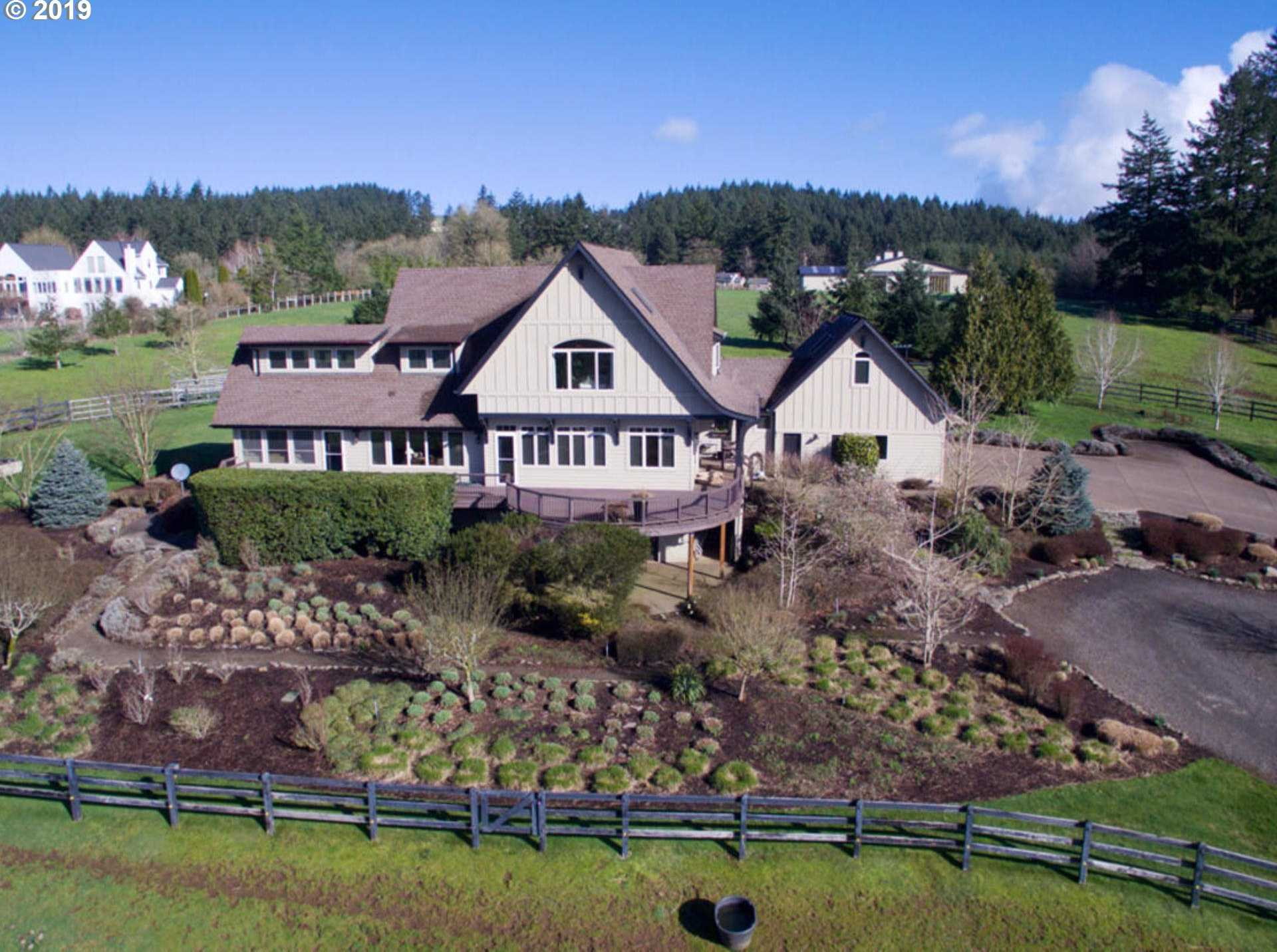 $1,650,000 - 3Br/4Ba -  for Sale in Newberg