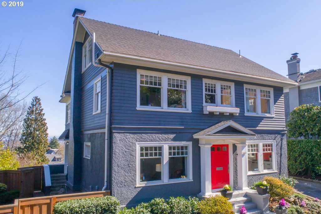 $1,250,000 - 4Br/3Ba -  for Sale in Kings Heights, Portland