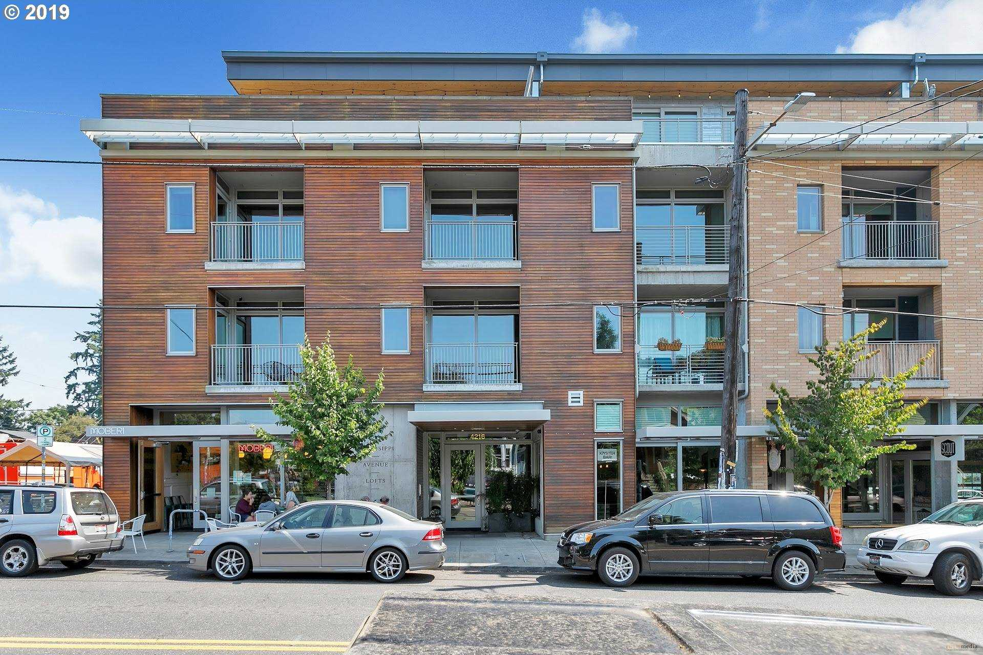 $589,950 - 2Br/2Ba -  for Sale in Mississippi Avenue Lofts, Portland
