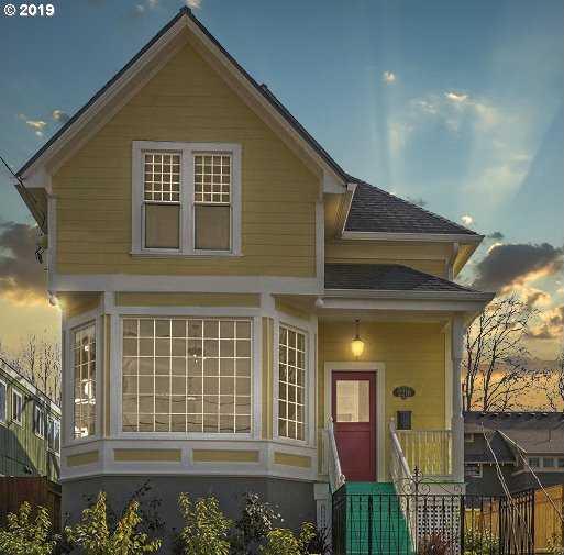 $1,097,000 - 5Br/4Ba -  for Sale in Irvington, Portland