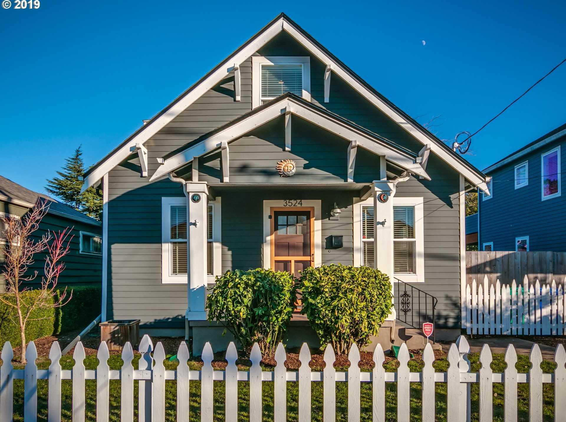 $499,950 - 3Br/3Ba -  for Sale in Foster - Powell, Portland