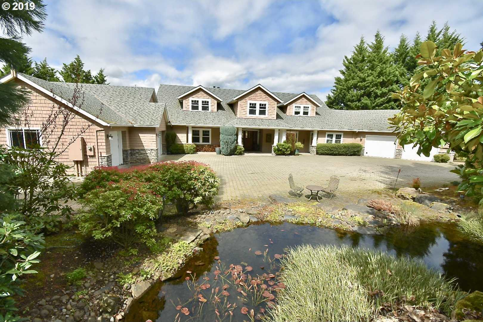 $2,400,000 - 5Br/8Ba -  for Sale in Sherwood