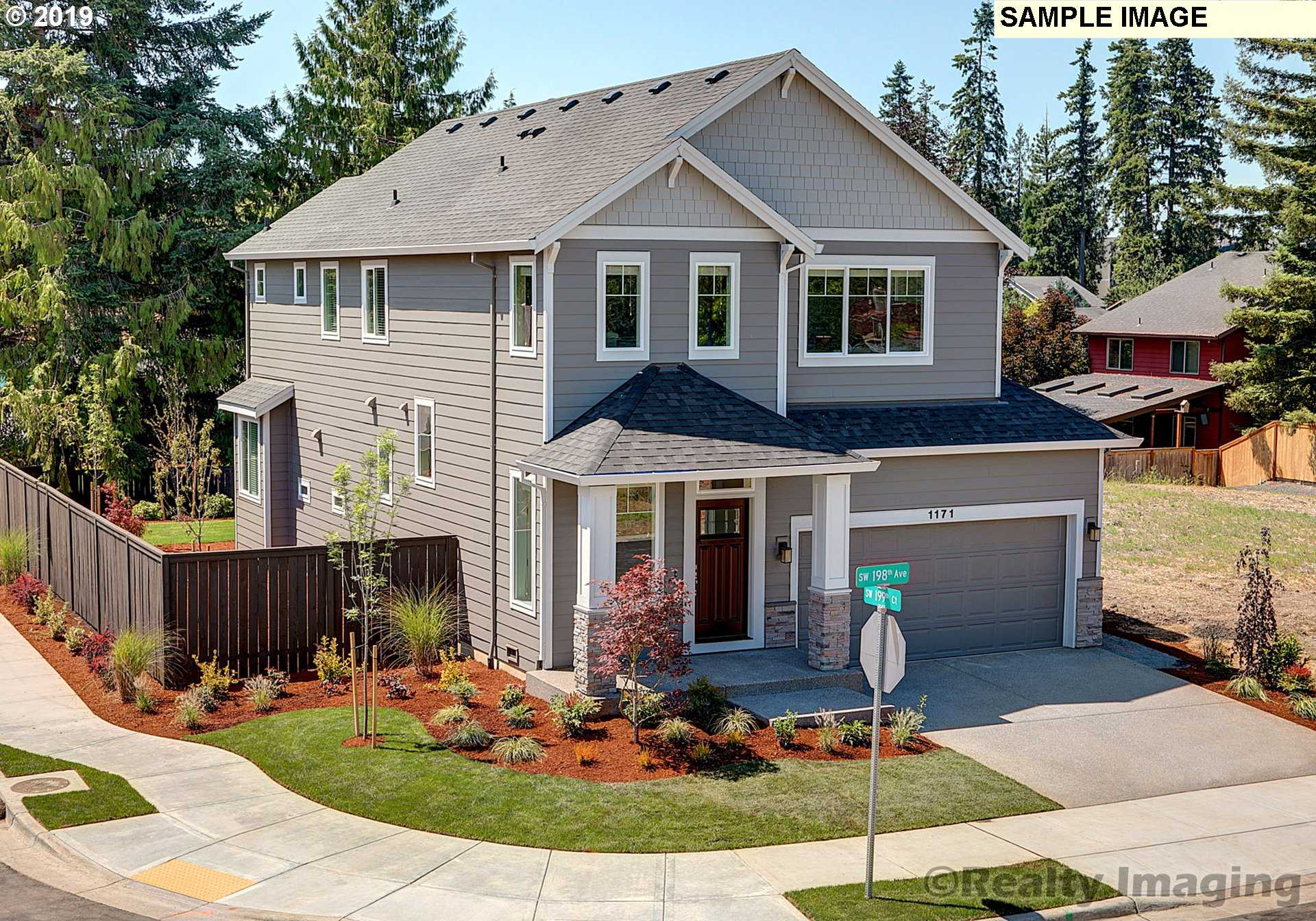 $541,091 - 4Br/3Ba -  for Sale in Elderberry Ridge, Tigard