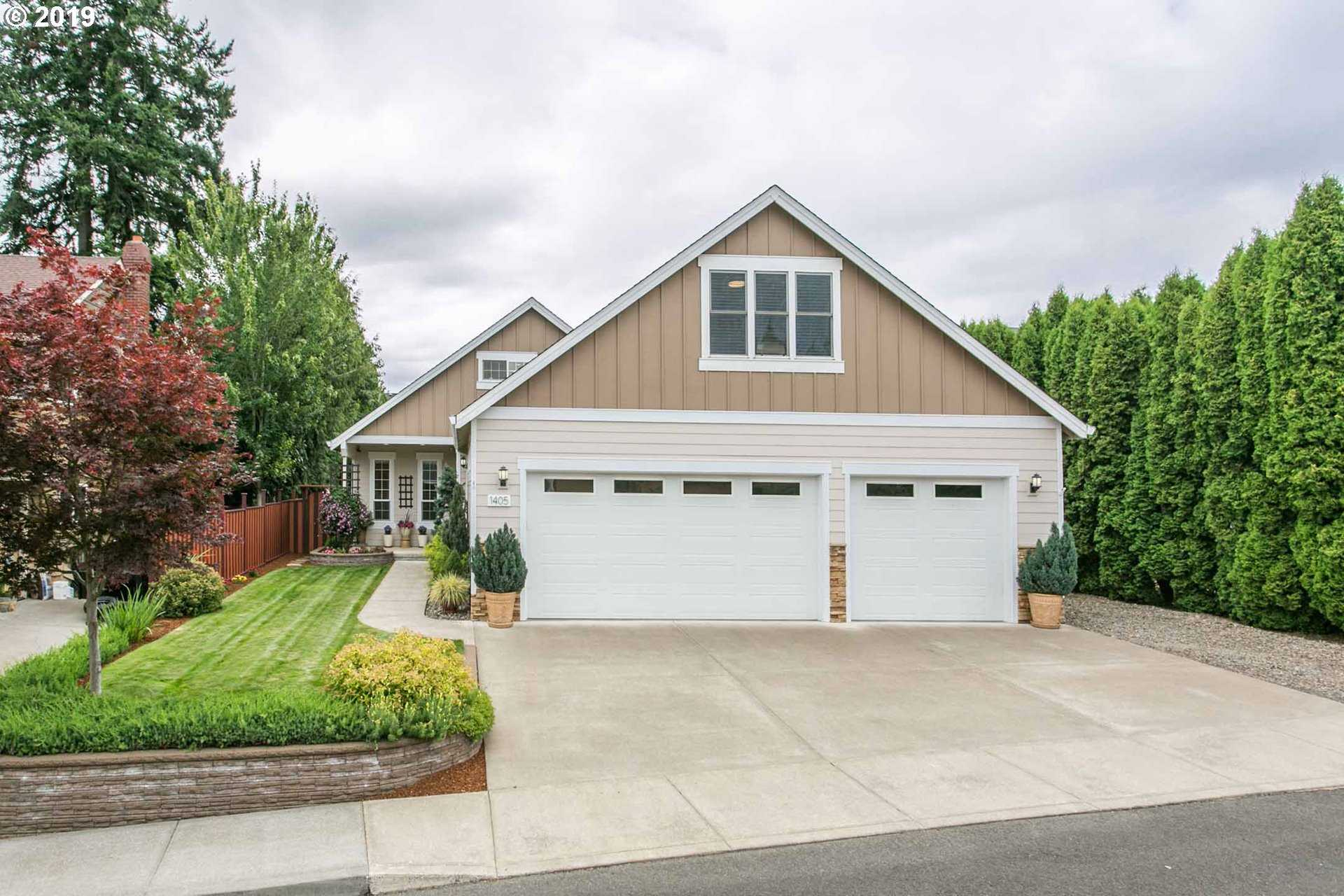 $649,900 - 5Br/3Ba -  for Sale in South Redwood Estates, Canby