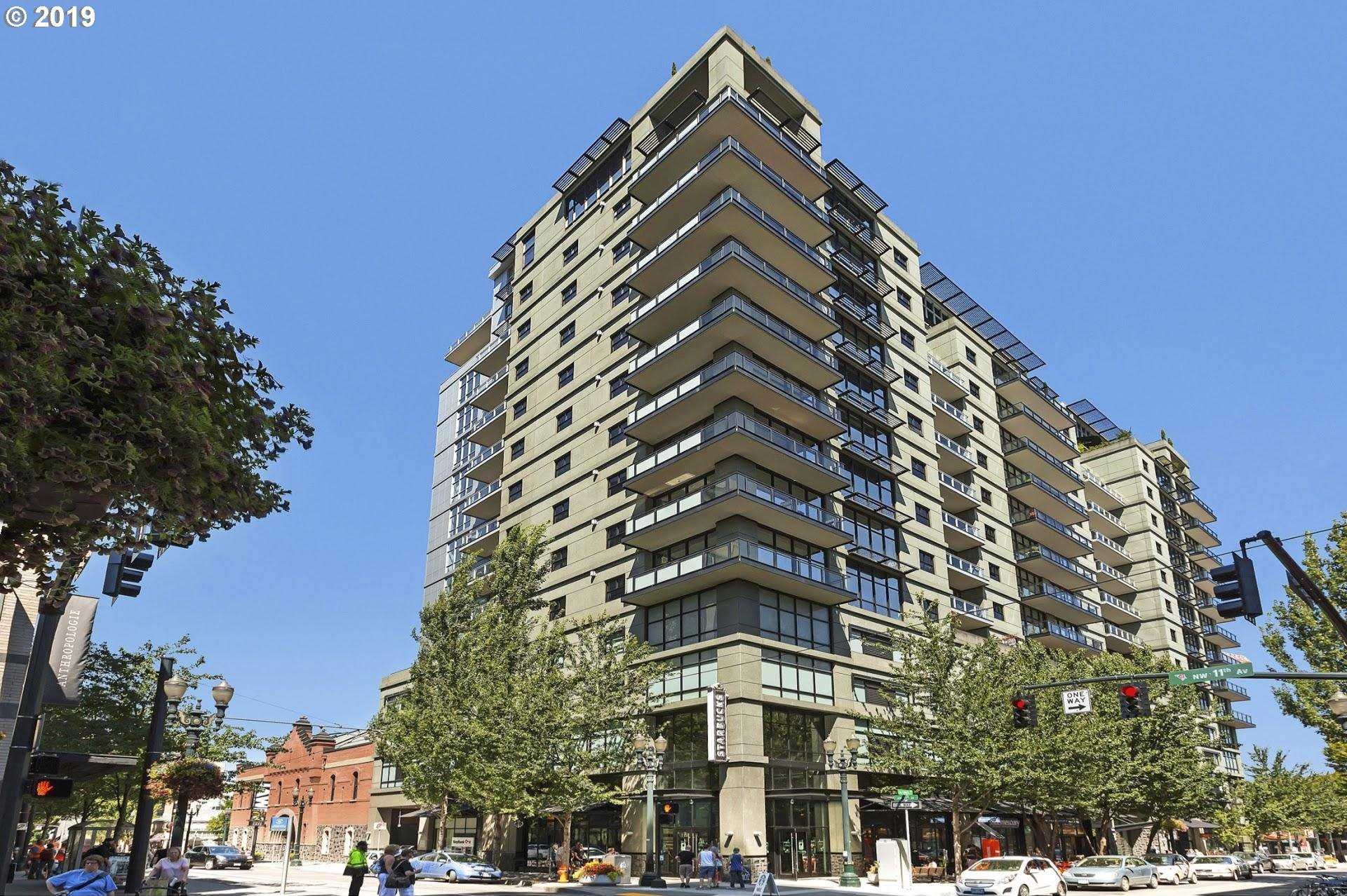 $1,175,000 - 2Br/2Ba -  for Sale in Brewery Blocks/pearl District, Portland