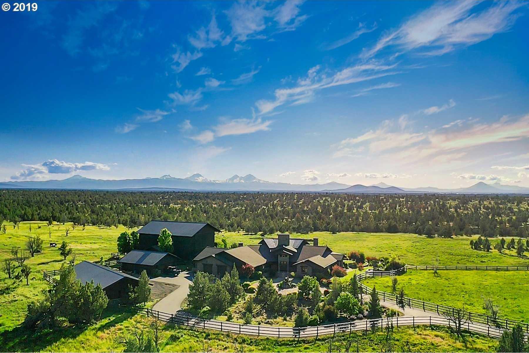 $33,000,000 - 5Br/6Ba -  for Sale in Powell Butte