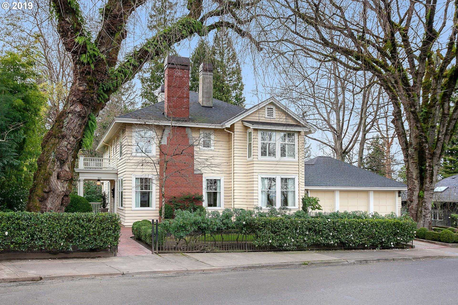 $2,375,000 - 4Br/4Ba -  for Sale in Portland Heights, West Hills, Portland