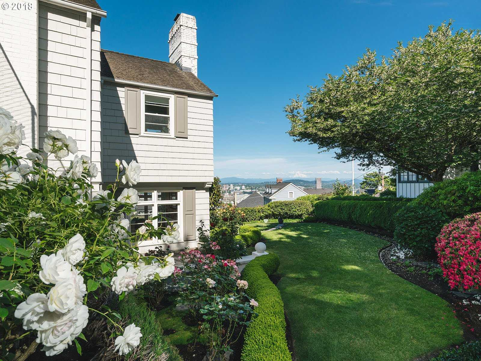 $1,395,000 - 4Br/3Ba -  for Sale in Kings Heights, Portland