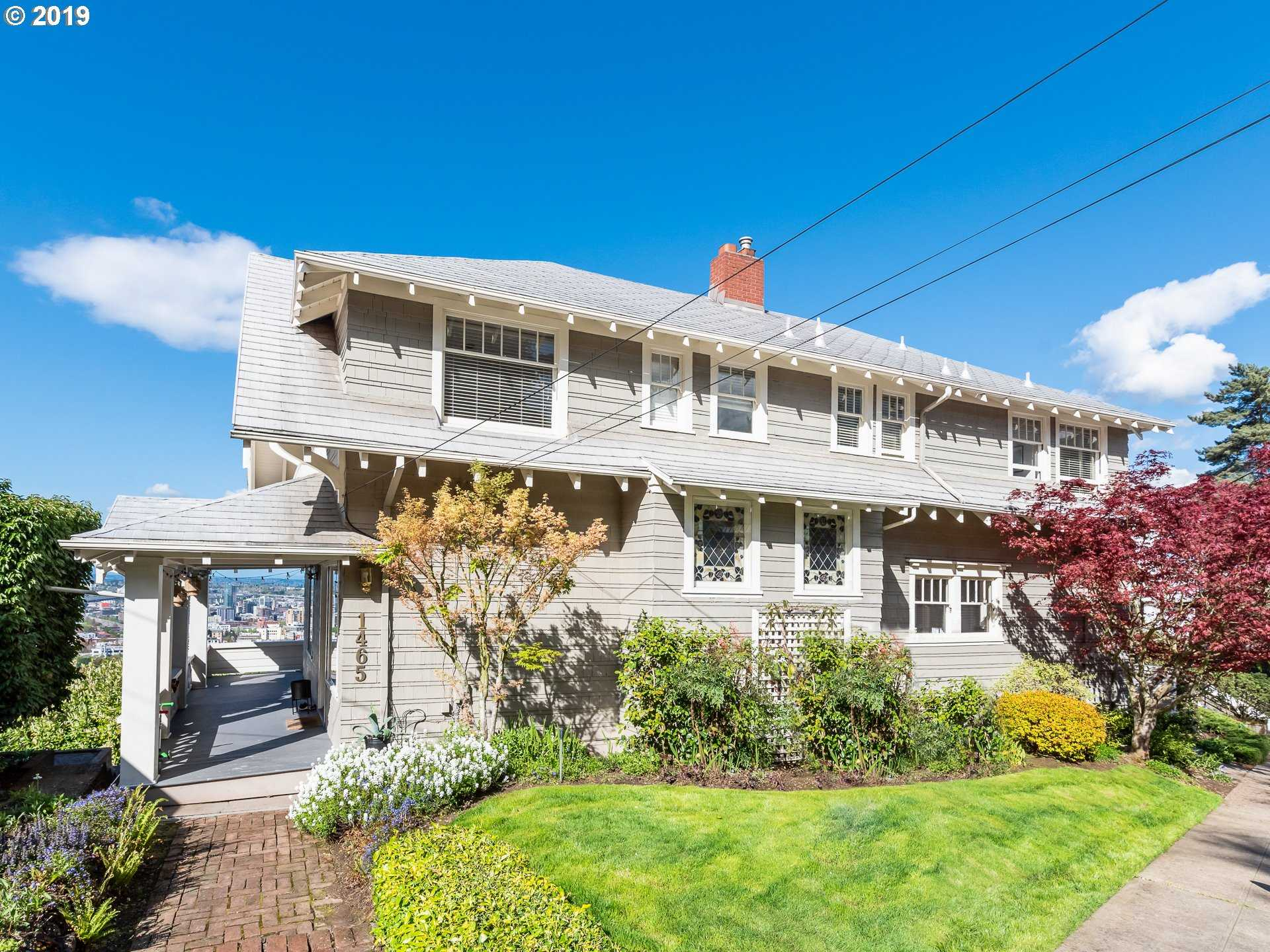 $1,300,000 - 5Br/4Ba -  for Sale in Portland Heights, Portland