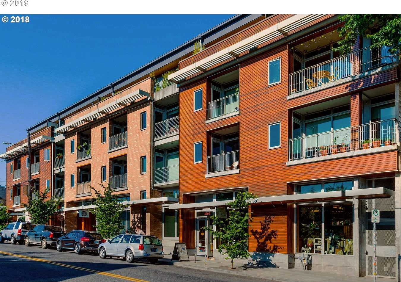 $699,950 - 2Br/2Ba -  for Sale in Mississippi Avenue Lofts, Portland