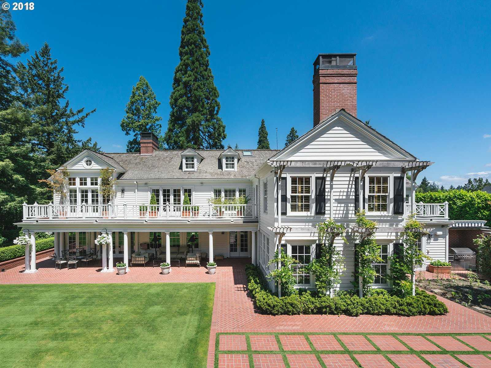 $3,850,000 - 5Br/6Ba -  for Sale in West Hills, Portland