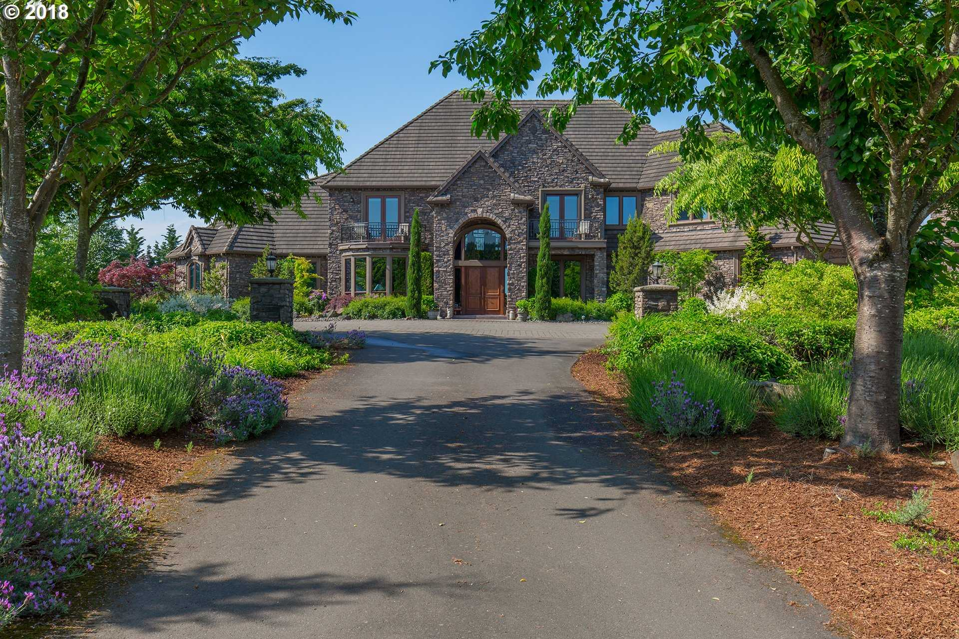 $2,975,000 - 7Br/8Ba -  for Sale in West Linn