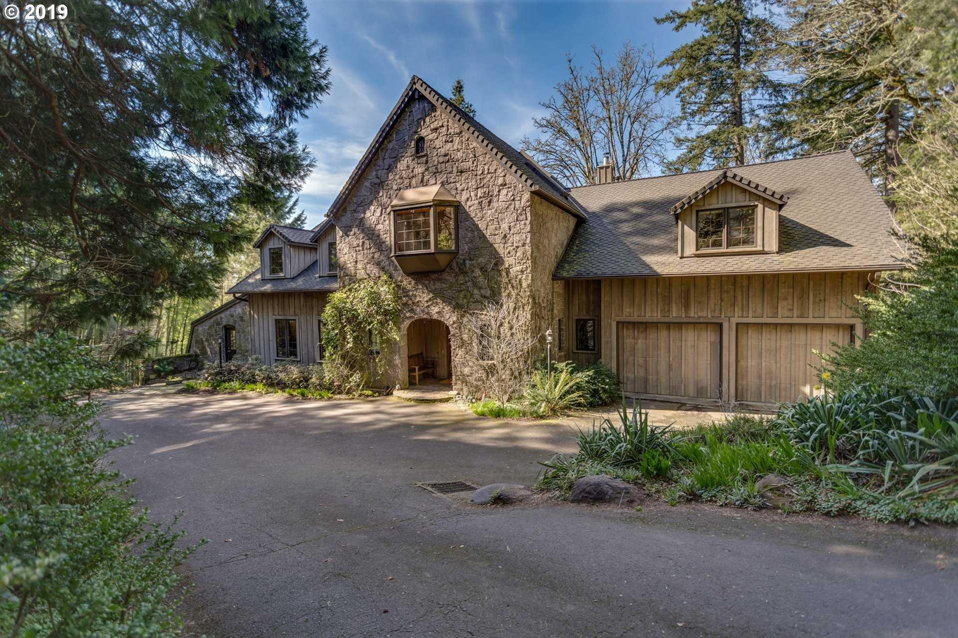 $1,695,000 - 4Br/4Ba -  for Sale in Dunthorpe Riverdale, Portland